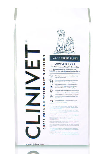 Clinivet Large Puppy