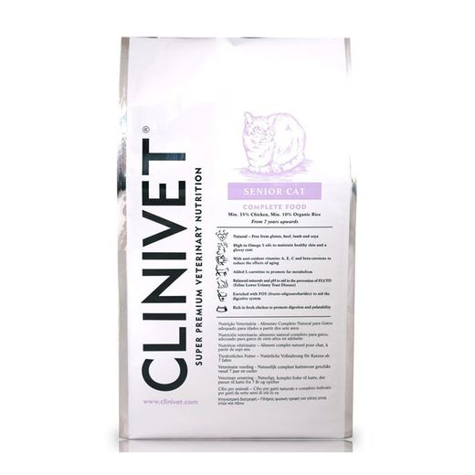 Clinivet Senior Cat