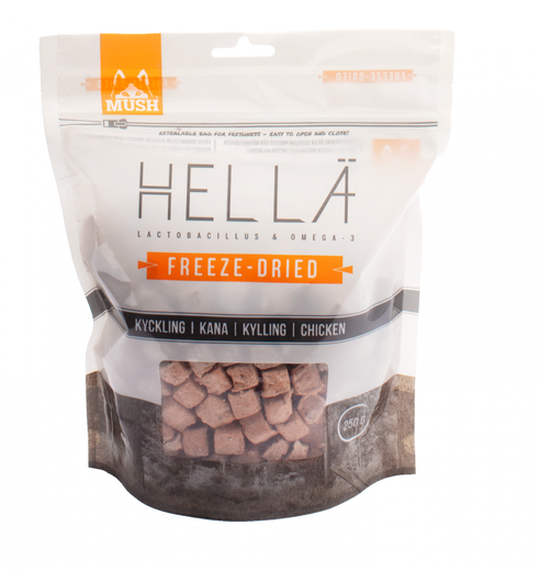 HELLÄ FREEZE-DRIED KANA Mush